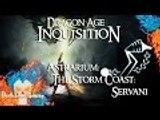 Dragon Age: Inquisition | Astrarium | The Storm Coast: Servani