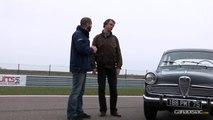 Vidéo - Alfa Romeo Giulietta 1300 Ti (1963) vs Alfa Romeo 1750 TBI Quadrifoglio Verde (2010) : interview