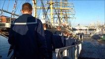 Les Fêtes maritimes s'achèvent en beauté à Brest