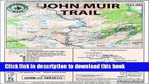 Download John Muir Trail Map-Pack: Shaded Relief Topo Maps (Tom Harrison Maps) Free Books