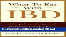 PDF What to Eat with Ibd: A Comprehensive Nutrition and Recipe Guide for Crohn s Disease and
