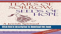 Read Tears of Sorrow, Seed of Hope 2/E: A Jewish Spiritual Companion for Infertility and Pregnancy