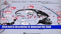 Download Steve Vai Real Illusions: Reflections (Guitar Recorded Version)  Read Online