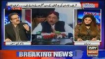 Dr Shahid Masood predicts next big arrest of Faryal Talpur