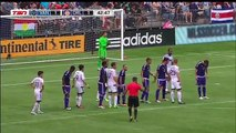 Major League Soccer: Vancouver Whitecaps FC 2 - 2 Orlando City SC (17.07.2016)