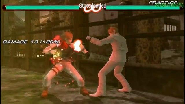 Tekken 6 Leo Death Combo by C.Kent