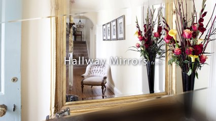 Hallway Mirrors - Decorative Mirrors Online  - UK Mirror Specialists