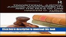 [PDF]  Transitional Justice, Judicial Accountability and the Rule of Law (Glasshouse Book