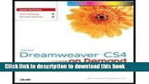 Read Adobe Dreamweaver CS4 on Demand (09) by Johnson, Steve - Inc, Perspection [Paperback (2008)]