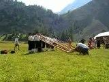 Queyras 2007 concert Prapremier corps des Alpes