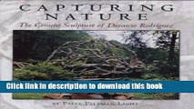 Download Book Capturing Nature: The Cement Sculpture of Dionicio Rodriguez ebook textbooks