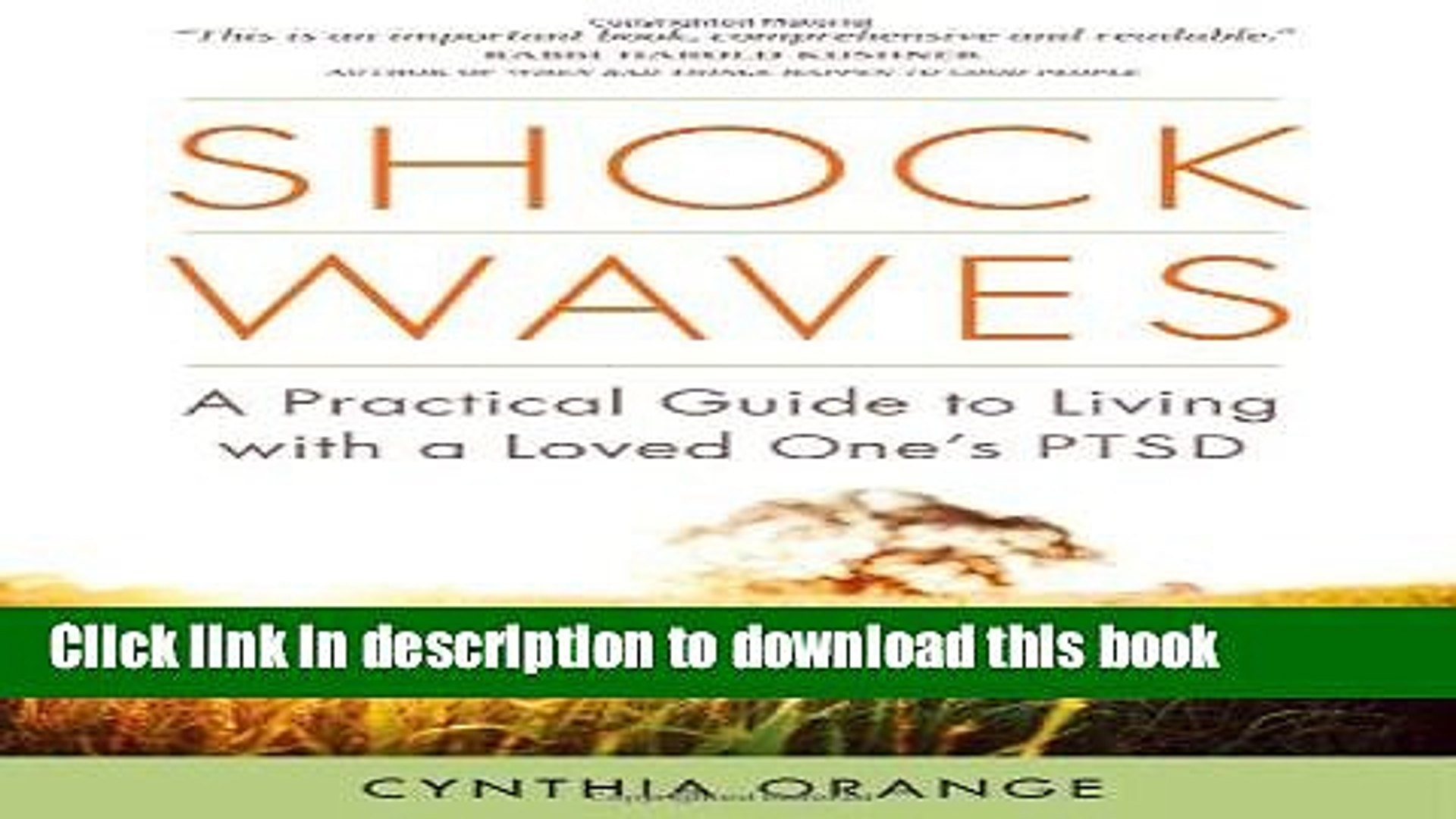 Read Shock Waves: A Practical Guide to Living with a Loved One s PTSD  PDF Online