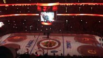 2015 Stanley Cup Final Chicago Blackhawks v. Tampa Bay lightning at United Center.