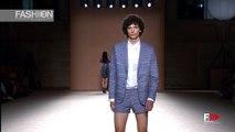 XAVI GRADOS 080 Barcelona Spring Summer 2017 by Fashion Channel.
