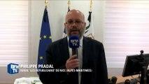 Attentat à Nice: le maire ignore le nombre de policiers mobilisés lors du 14 juillet