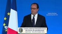 """Hollande: les trois militaires français en Libye sont morts dans un """"accident d'hélicoptère"""""""