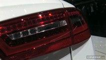En direct du salon de Genève 2012 - La vidéo de l'Audi A6 Allroad