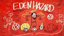 KEEPER VOLANT - EDEN HAZARD