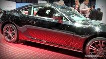 En direct du salon de Genève 2012 - La vidéo du coupé Toyota GT 86