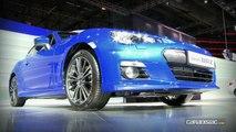 En direct du salon de Genève 2012 - La vidéo de la Subaru BRZ