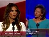 Quand la femme de Donald Trump copie à 100% le discours de Michelle Obama