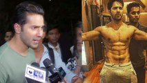 Varun Dhawan SHOCKING Reaction To His BONER Viral Pic