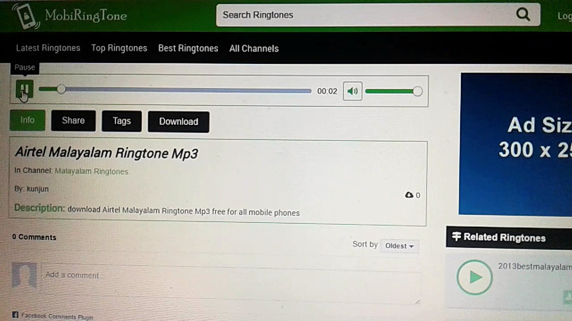 Airtel new ringtone mp3 free download 2011