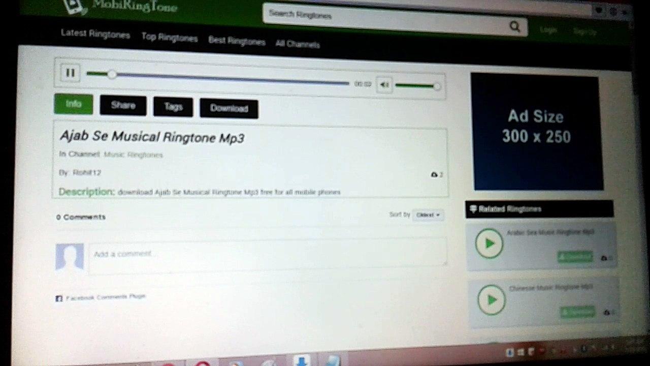 Top rated mp3 ringtones