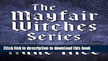 Download The Witching Hour (Lives of Mayfair Witches) Free