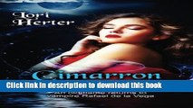 PDF Cimarron Seductress: The story of vampire Rafael de la Vega continues (Cimarron Series Book 3)