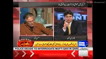 Why Hassan Nisar Not Celebrate His Birthday on 5th July Listen
