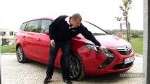Essai Vidéo : Opel Zafira 3
