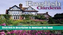Read English Gardens Calendar - 2016 Wall calendars - Garden Calendars - Flower Calendar - Monthly