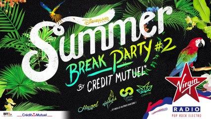 SUMMER BREAK PARTY By Crédit Mutuel : Le best of en vidéo !