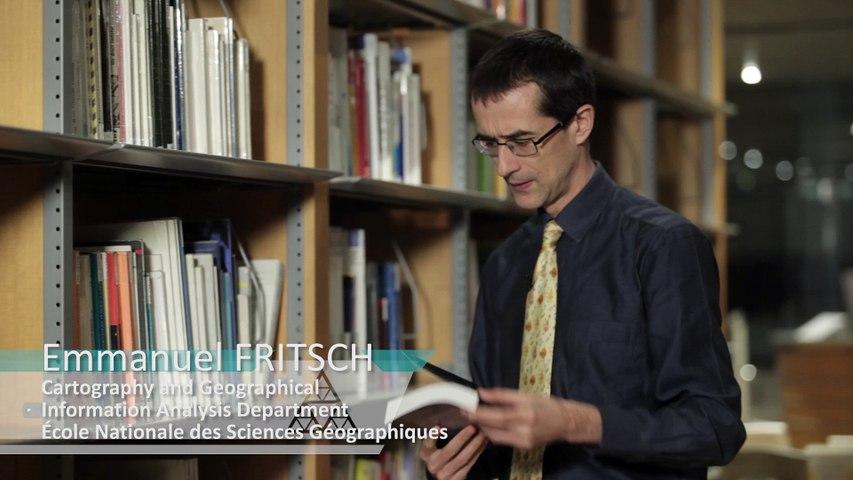 Emmanuel FRITSCH - Département cartographie et Analyse de l'Information Géographique - ENSG Géomatique - Partenaire BIM