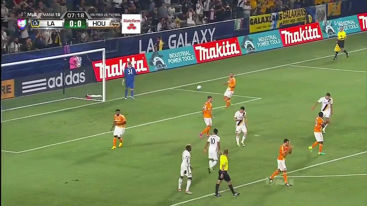 Los Angeles Galaxy vs. Houston Dynamo 2016 MLS Highlights