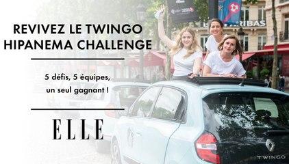 Le Twingo Hipanema Challenge : retour sur une journée à 100 à l'heure