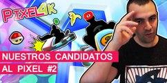 El Píxel: Especial Candidatos #2 Luciano Vázquez