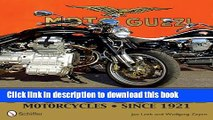 [PDF] Moto Guzzi Motorcycles: Since 1921 Read Online