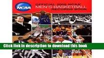 Read Book Official 2008 NCAA Men s Basketball Records Book (Ncaa Mens Basketball Records)