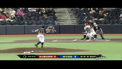 Stephen Alemais makes an amazing double play