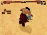 Dragon Ball Z Budokai Tenkaichi 3 - Séquence de jeu - PS2