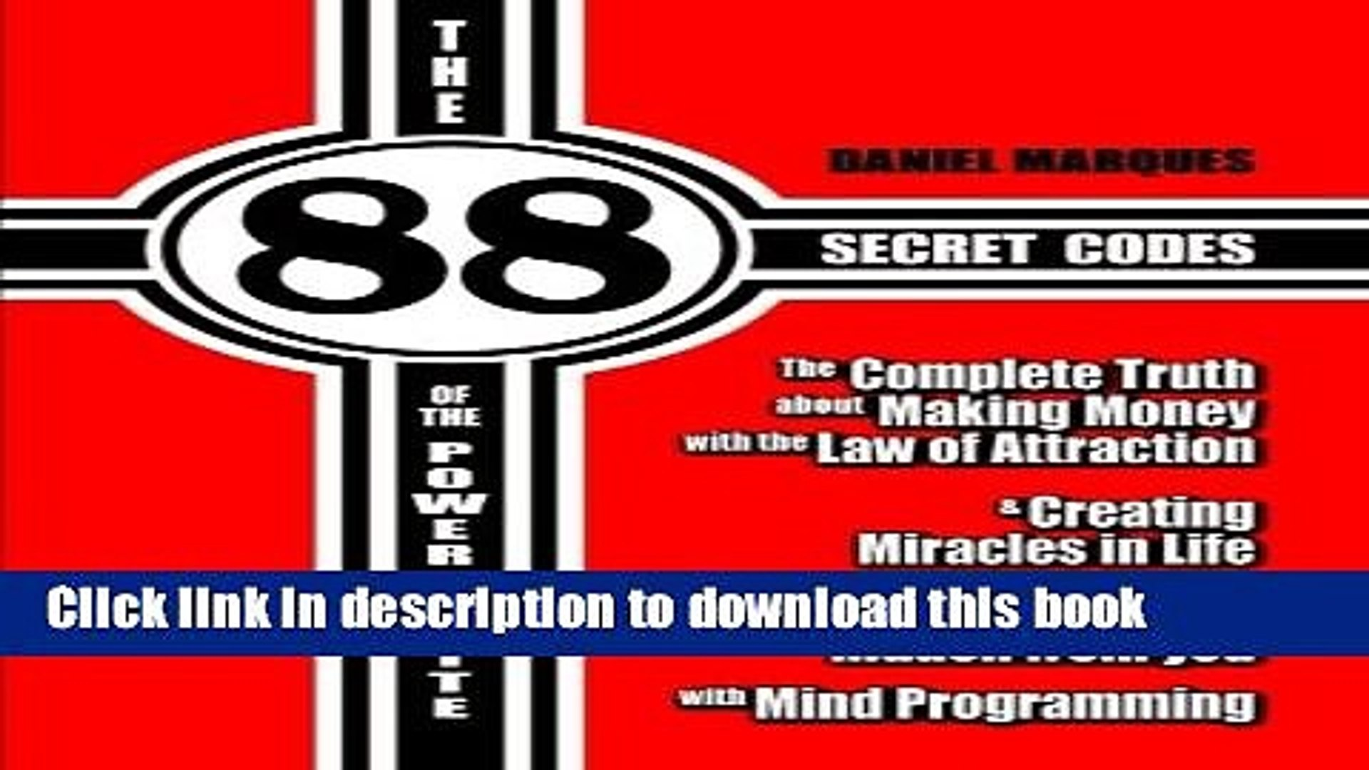 Read Books The 88 Secret Codes of the Power Elite: The complete truth about  Making Money with the