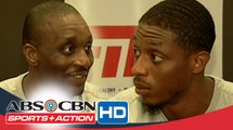 The Score: Interview with Dee Brown and Brandon Knight | NBA Fit Week