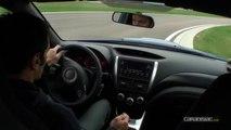 Les essais de Soheil Ayari : Subaru WRX STI-S - Un tour complet embarqué