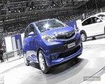 La Subaru Trezia en direct de Genève : la video