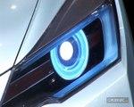 La Subaru Impreza Concept en direct de Genève : la video