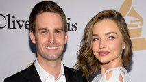 Miranda Kerr and Snapchat Co-Founder Evan Spiegel Are Engaged: See the Ring!