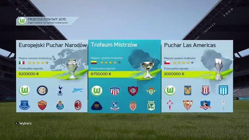 VfL Wolfsburg #1 KARIERA FIFA 16