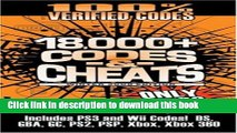 Read Codes   Cheats Winter 2008 (100% Verifed Codes): Prima Games Code Book (Codes   Cheats)